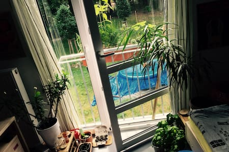 Kleines aber feines Appartement - Lägenhet