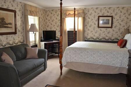 Lady Morgan Room - Great Barrington