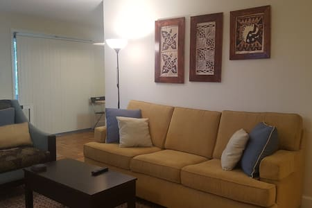 Nice 1-bedroom Apartment with Convenient Location - Apartment