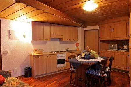 Bilocale in Residence Salvan App. n. 212 - Appartamento