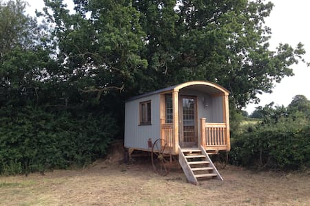 Shepherds Hut Hideway! - Barraca
