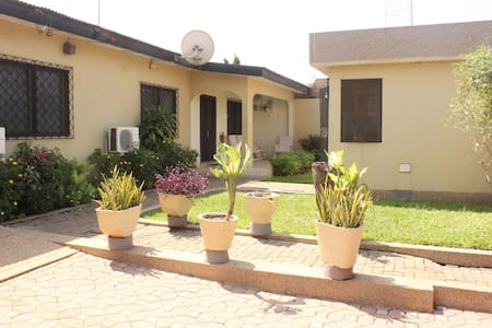 Amazing 3 bed with parking - Accra - Casa