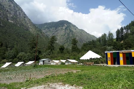 Parvati Valley - Trip to kasol - Kasol - Tent