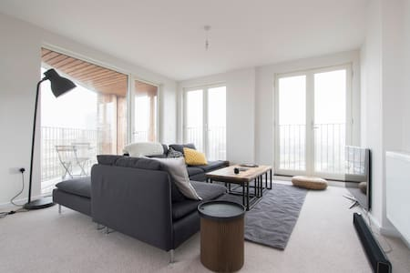 Private Bathroom/Modern Double Bed - London - Apartment