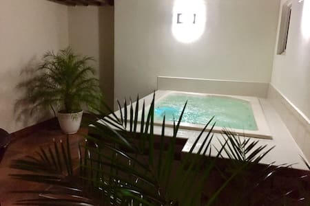 NEW TOP FLIGHT APT W JACUZZI  &POOL - Santo Domingo - Flat