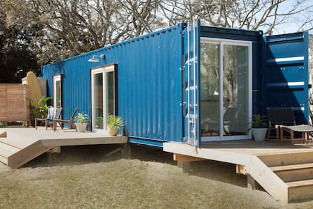 Modern Beach Container Home #2 - Haus