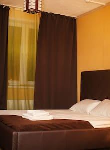 Уютный номер на сутки, на час - Moskva - Bed & Breakfast