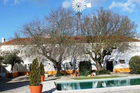Quinta do Casal de Santo António - Dům