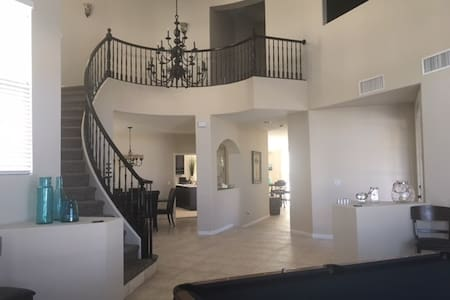5bd/4.5ba LUXURY home 12 min from VEGAS STRIP - Henderson - Σπίτι