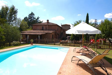 Country house Betta - Monteroni D'arbia - House