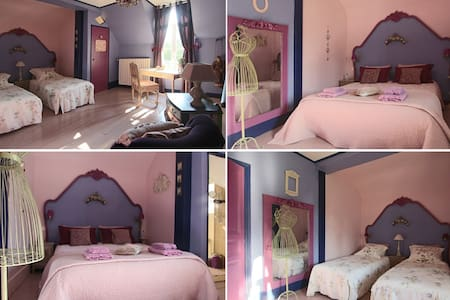 Ch. d'hôtes Les Anges pour 2 pers. - Couffy - Bed & Breakfast