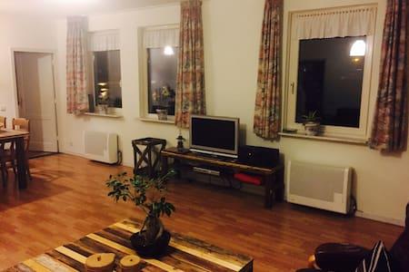 Ruim, gezinsvriendelijk appartement - Someren - Apartemen