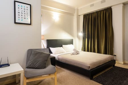 Budget Studio Syd CBD Martin Place - Apartment