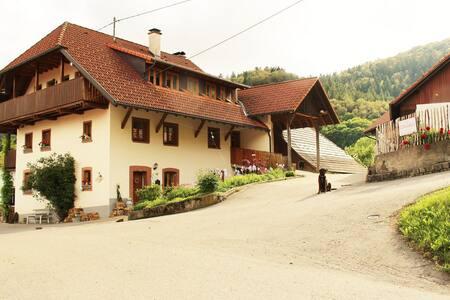 Schönerei  Ferien- und Freizeithof - Apartament
