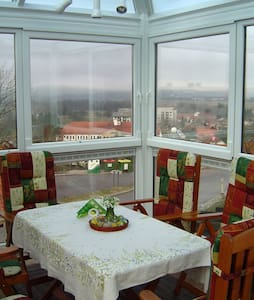 Room in garden with view - Apartmen