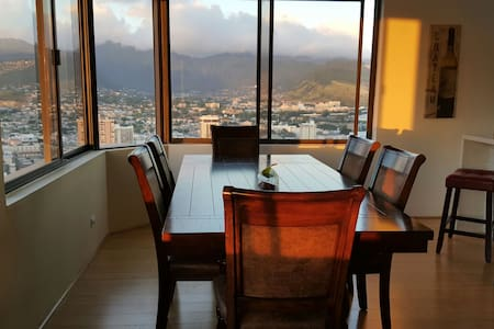 NEW WAIKIKISTAY Large Penthouse 2/2 - Honolulu - Apartment