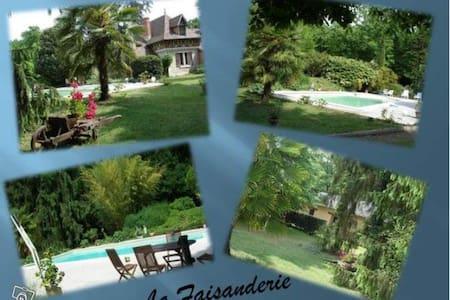 La Faisanderie - Bed & Breakfast