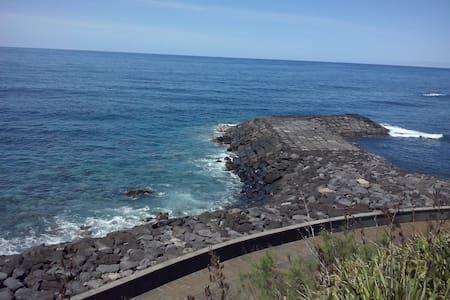 Casa junto ao mar - Sao Vicente - Villa