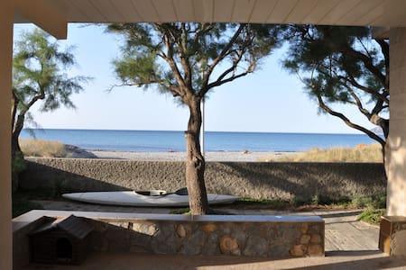 Casa en la playa, vacaciones en el paraiso. - Son Serra de Marina