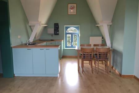 Studio dans une charmante maison de maître - Dilbeek - Ház
