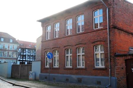 Harz Quedlinburg Vrijstaand huis - Quedlinburg - Casa