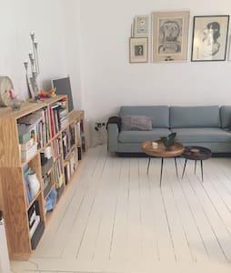 Bright nordic city apartment - Frederiksberg - Apartment