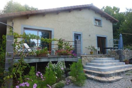 maison à la campagne - Roumégoux