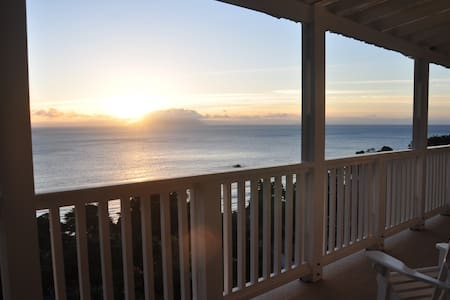 Holidaybungalow  Beautiful sunset ocean views - Villa