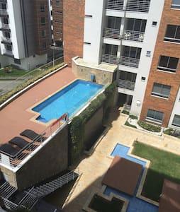 Apto excelente ubicación - Apartamento