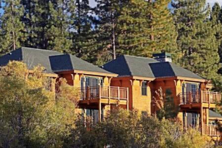 2 BR Lake Tahoe Hyatt Sierra Lodge