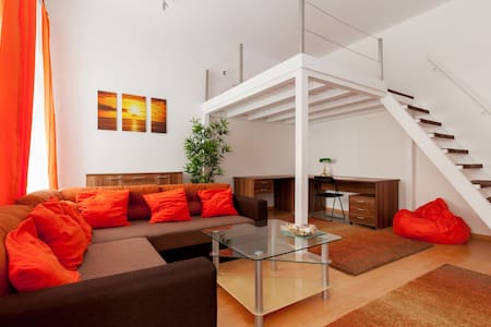Lovely flat in city center - Apartment