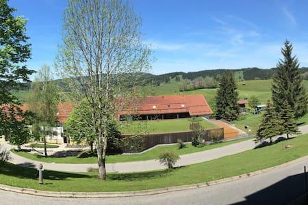 Ferienwohnung im Ferienpark Oberallgäu - Daire