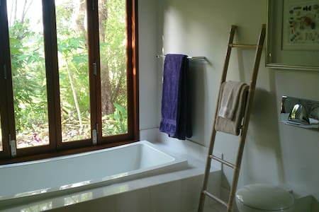 Peaceful luxury separate studio & ensuite - Doonan - Guesthouse