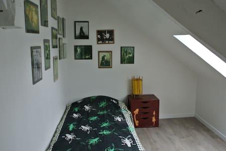 Stairway to the room - Leilighet