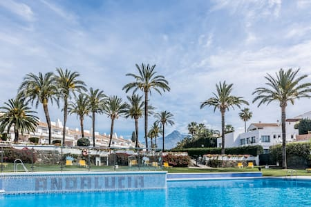Wonderful 2 bedroom apt with perfect location-AGC - Marbella - Apartment