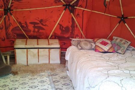 por passarte unas buenas noches  en la montaña - Cáñar - Yurt