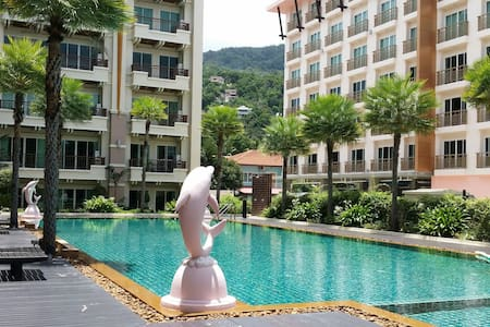 Best Location in Patong-62sqm Apt