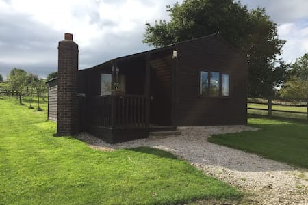Keepers Lodge - Holmesfield - Cabin