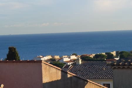 Bel appartement neuf de 48 m2 avec vue sur mer - Sausset-les-Pins - Wohnung