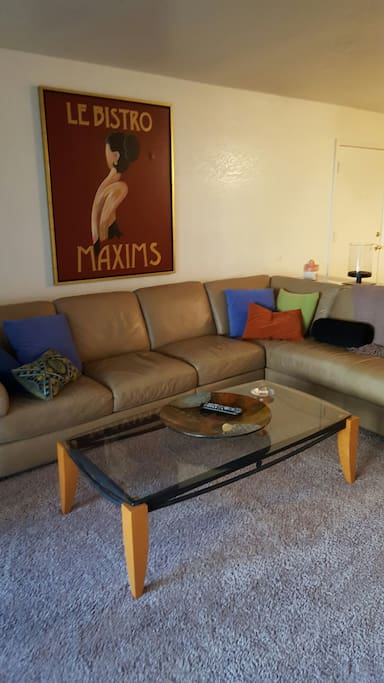 New to market. Newly remodeled 2B/2B furnished contemporary condo.