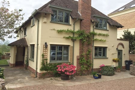 B&B double - own bath/lounge/dining - Taunton - Bed & Breakfast