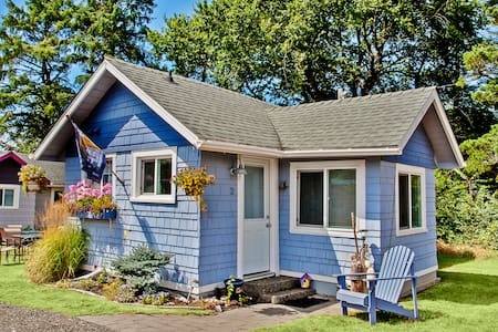Ocean Spray Cottage #2 - Cabin