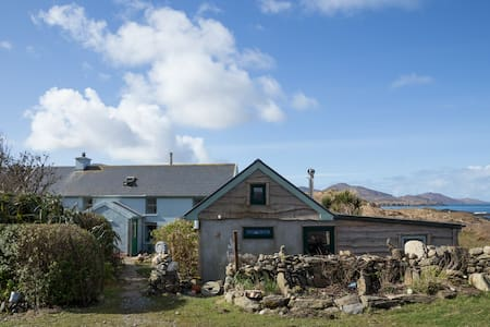 Shore Cottage on the Beara Way, Wild Atlantic Way. - Cork