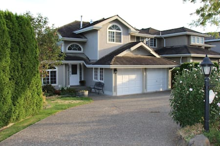 Family Friendly Full Basement Suite - Abbotsford