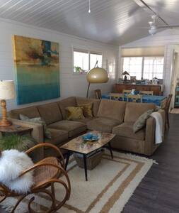 Beach Retreat Cottage - Sandy Hook - Cabane