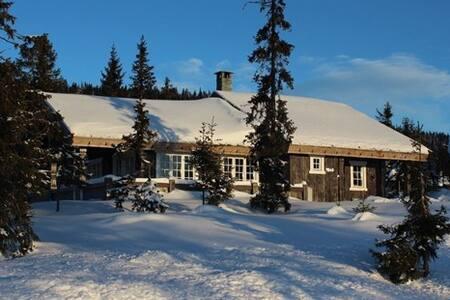 Large nice Cabin at Sjusjøen - Blockhütte