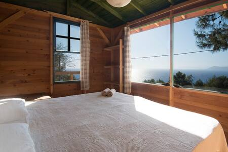 Your Hideaway Forest Cabin Near The Beach - Fethiye - Cabaña