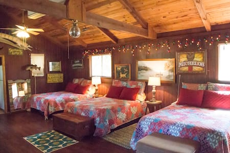Town Branch Guest Ranch Cabin 5 - Tahlequah - Cabana