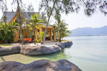 Koh Chang Beach-Front Villa 3BR, Klong Son - 3BR Condo #14850084 - Ko Chang - Other
