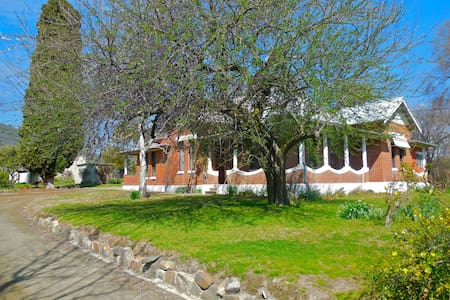 Tracton Homestead - Adelong - Maison